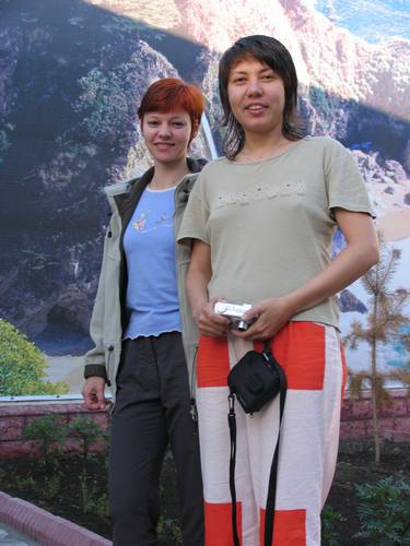 Настя и Аня из Кемерово