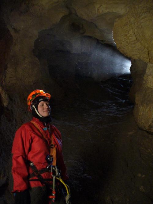 Кашкулак - Пещера Черного дьявола