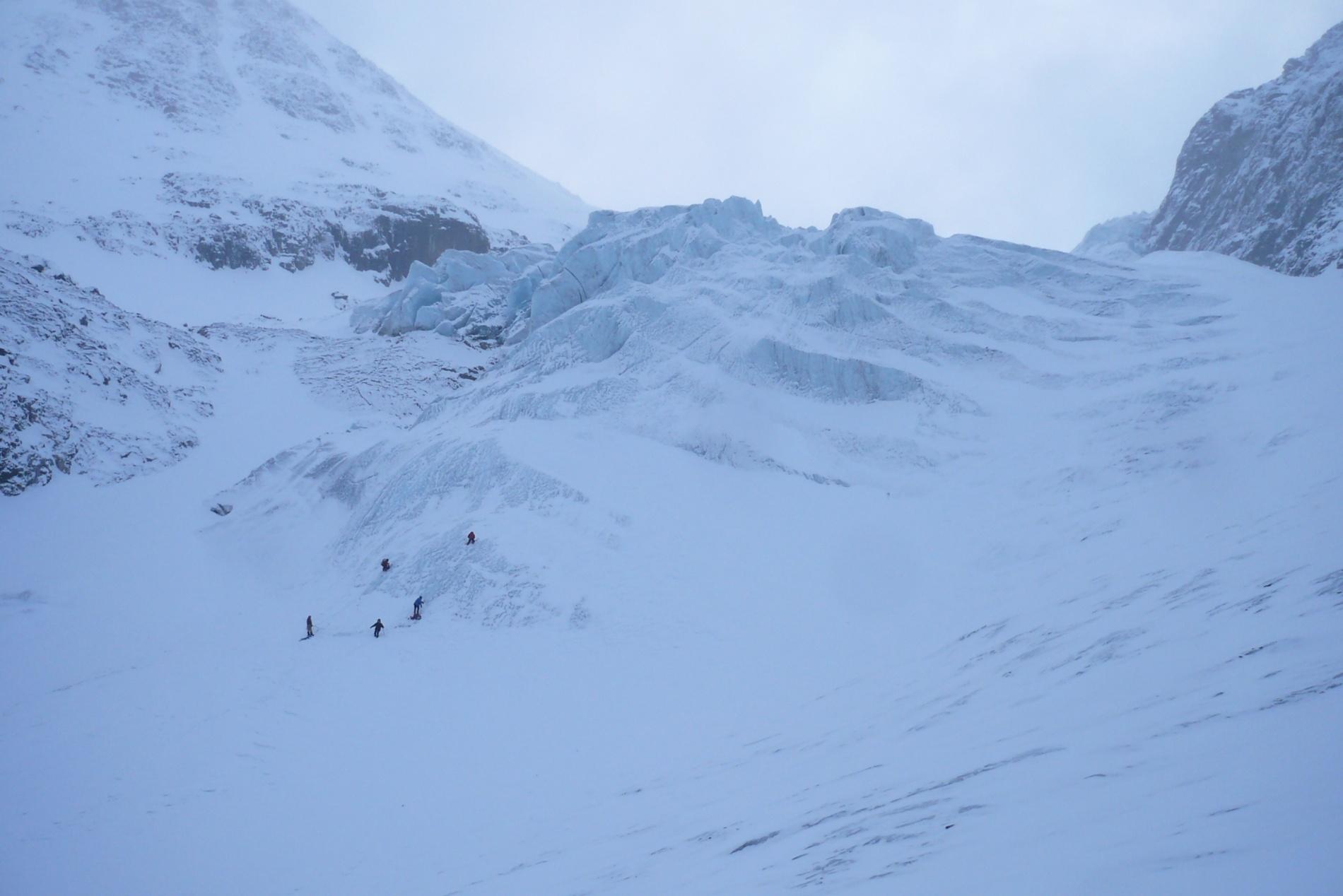 На ледовых занятиях